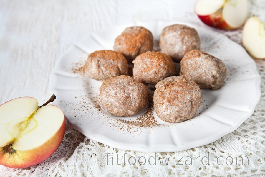 Whole-Wheat Apple Dumplings
