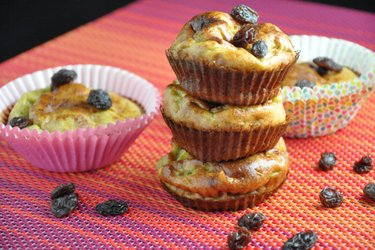 Simple Fitness Banana Muffins (Gluten-Free, Sugar-Free)