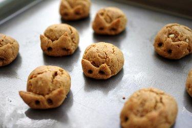 3-Ingredient Peanut Butter Cookies (Gluten-Free)