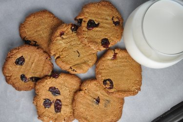 The Best Healthy Crunchy Chickpea Cookies (Gluten-Free)