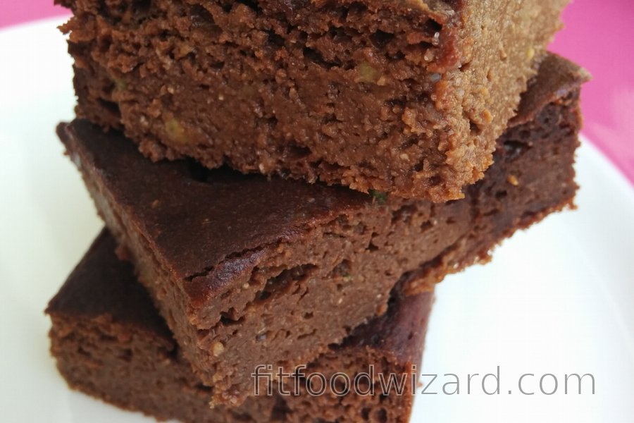 Healthy Avocado-Chocolate Cake