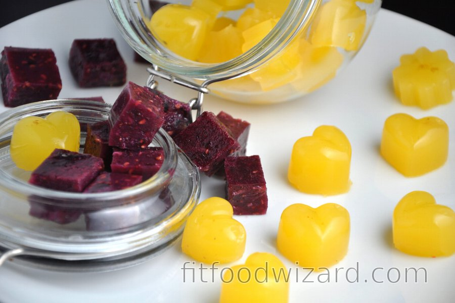 Healthy Homemade Jelly Candies