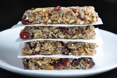Gluten-Free Superfood Bars
