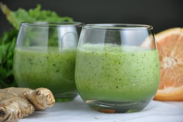 "Green ""Vitamin C"" Smoothie"