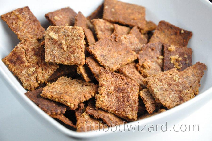 Healthy Cinnamon Cereals (Gluten-Free)