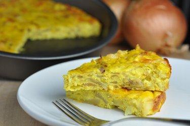 Gluten-Free Onion Pie