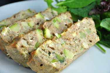 Fit Baked Tuna Omelette