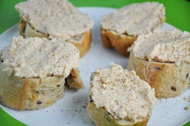Healthy Tuna Spread