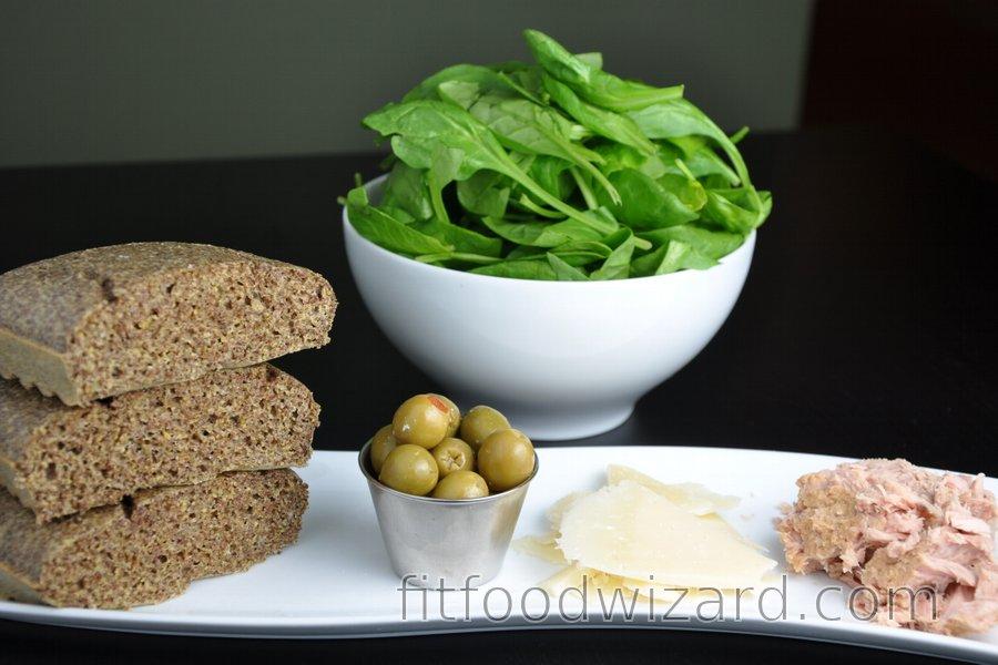 Flourless Flaxseed Bread