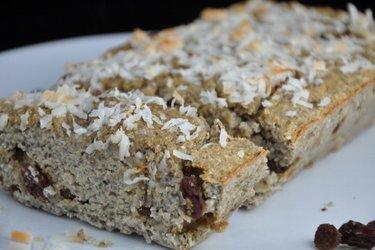Coconut Flour Banana Bread (Sugar-free, Gluten-free)