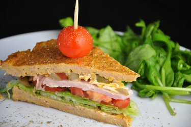 Healthy Tuna Sandwich (Gluten-Free)