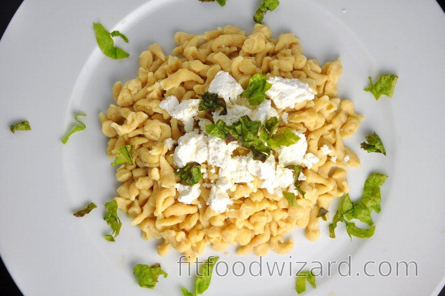 Healthy Chickpea Gnocchi (Gluten-Free)