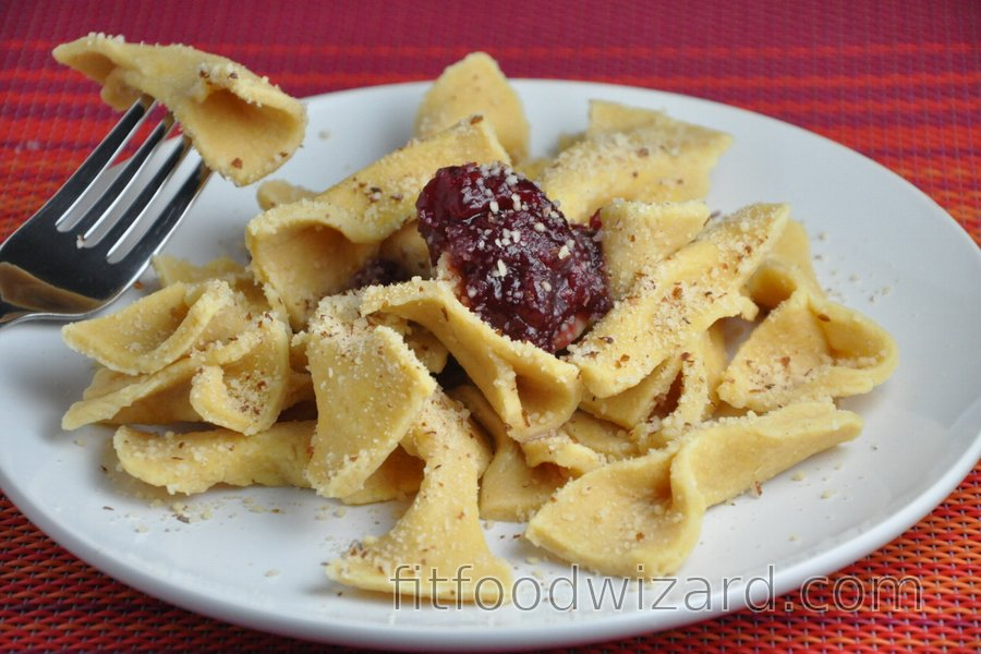 Gluten-Free Chickpea Pasta