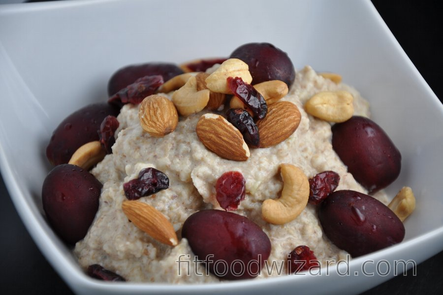 Healthy Buckwheat Porridge