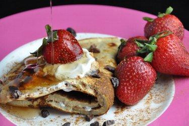 Easy Protein Pancakes (Gluten-Free)