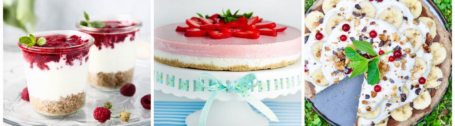 Healthy Sugar-Free Dessert Recipes