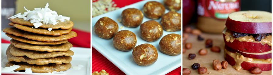 Healthy Peanut Butter Snack Recipes