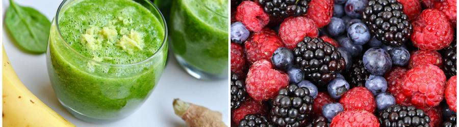 Low Carb Smoothie and Drink Recipes