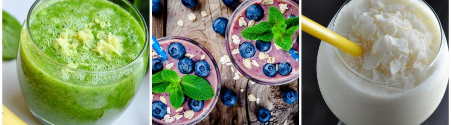 Dairy-Free Smoothies and Drinks