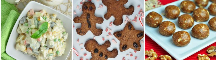 High Protein Holiday and Christmas Recipes