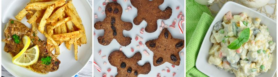 Low Carb Holiday and Christmas Recipes