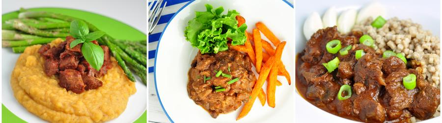 Low Fat Beef Recipes