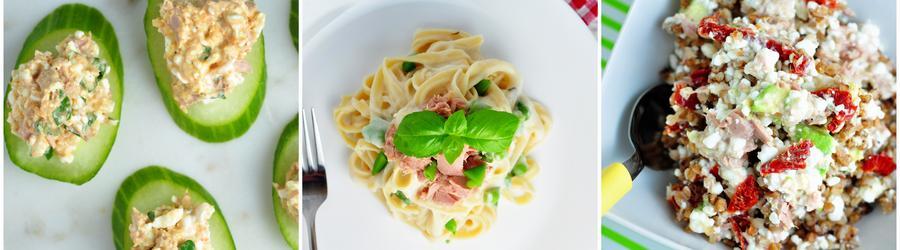 Low Fat Tuna Recipes
