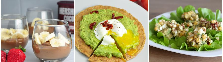 High Protein Avocado Recipes