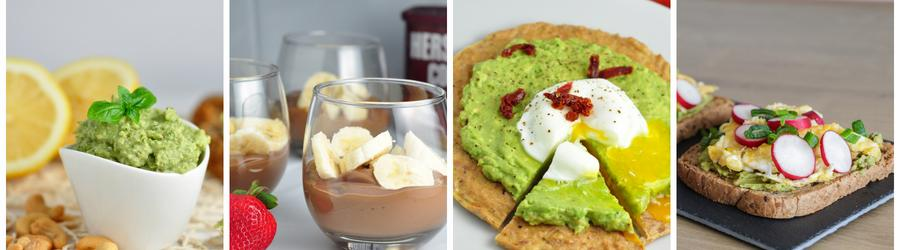 Low Calorie Avocado Recipes for Weight Loss