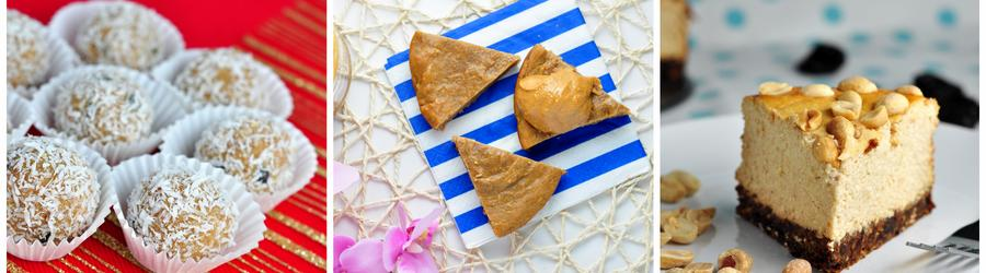 High Protein Peanut Butter Recipes