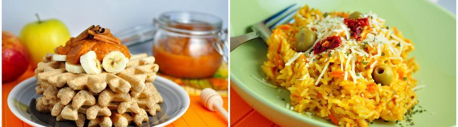 Healthy Vegan Pumpkin Recipes