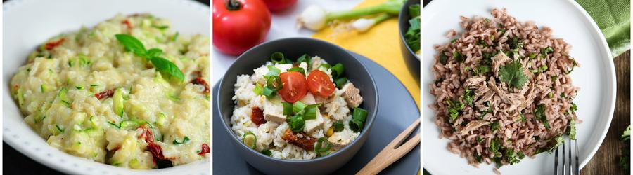 High Protein Rice Recipes