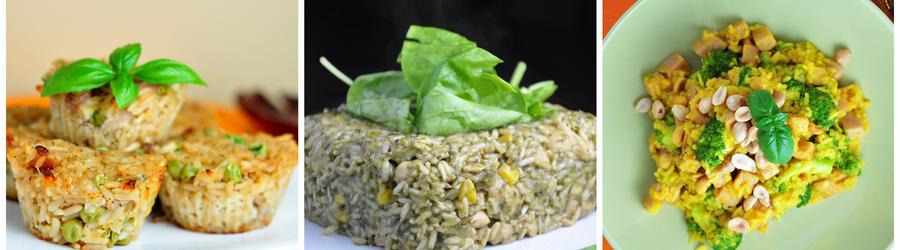 Low Carb Rice Recipes