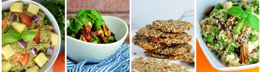 Healthy Vegan Quinoa Recipes