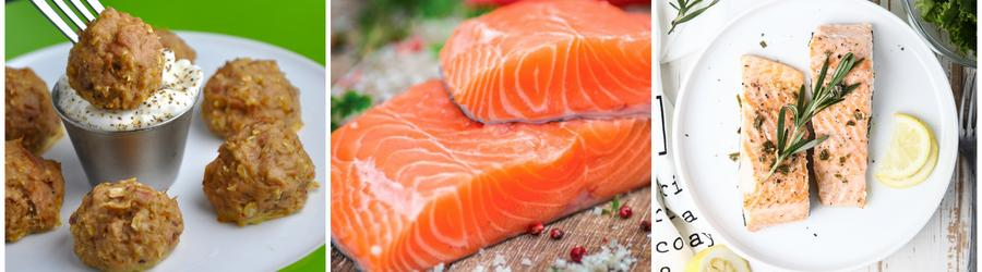 Low Carb Salmon Recipes