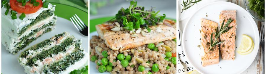 High Protein Salmon Recipes