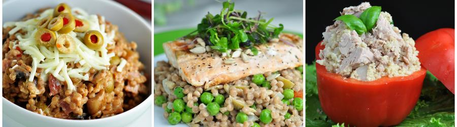 High Protein Couscous Recipes