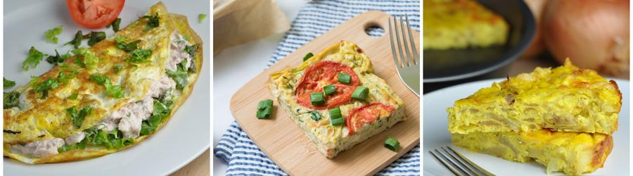 Low Calorie Egg Recipes for Weight Loss