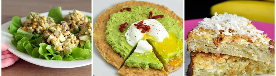 Healthy Gluten-Free Egg Recipes