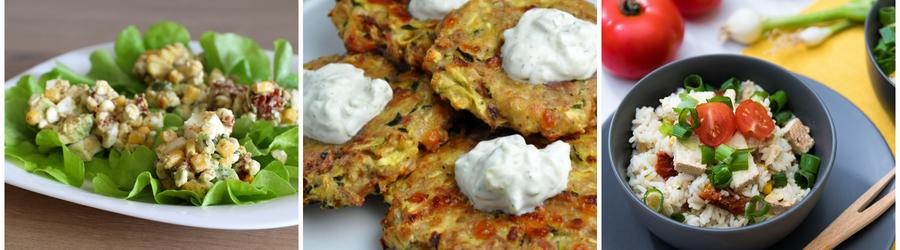 High Protein Vegetable Recipes