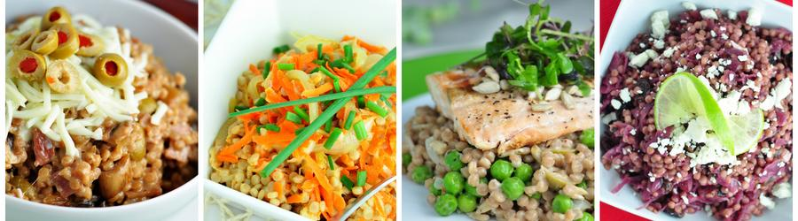 Easy & Healthy Couscous Recipes