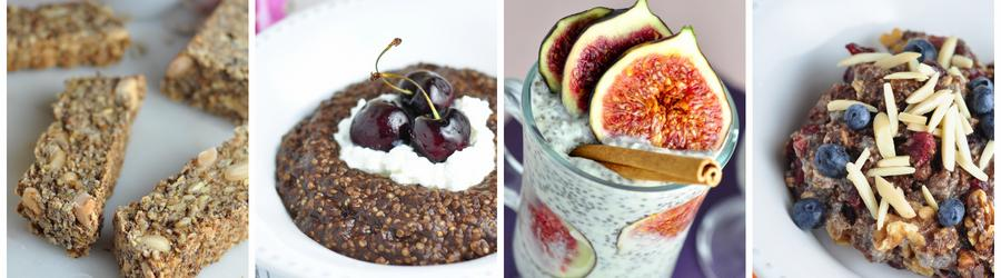 Healthy Chia Seed Breakfast Recipes