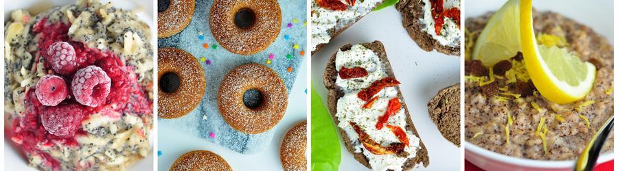Healthy Vegan Breakfast Recipes