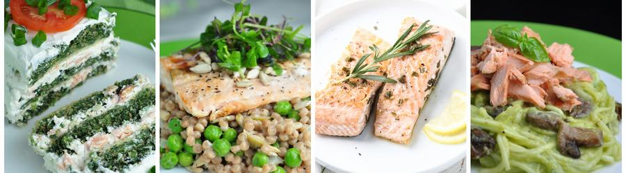 Healthy Salmon Recipes for Dinner and Lunch