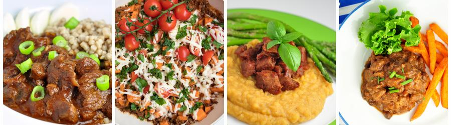 Healthy Beef Recipes for Dinner and Lunch