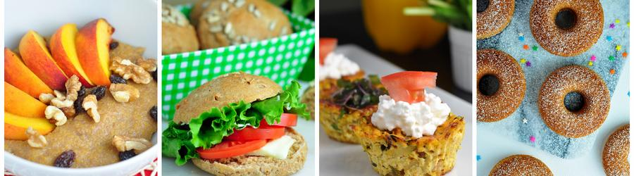 Healthy Egg-Free Breakfast Recipes