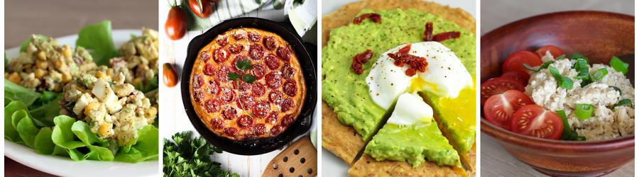 Healthy Breakfast Egg Recipes