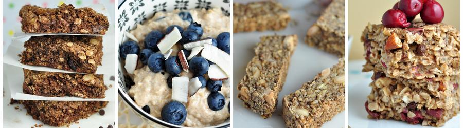 Healthy Oat Breakfast Recipes