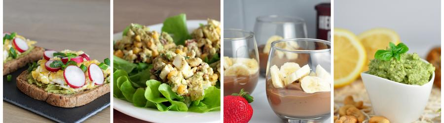 Healthy Avocado Breakfast Recipes