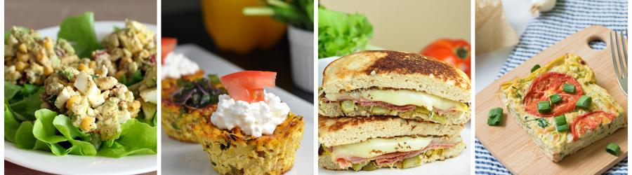 Fitness High Protein Breakfast Recipes